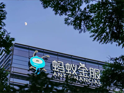 The Growth of Ant Financial