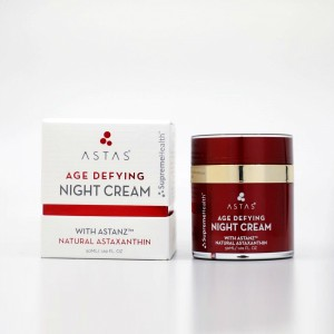 SupremeHealth ASTAS Age Defying Night Cream 50ml
