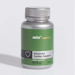 ASTA Supreme Health Advanced Cardiac Support 60 Caps