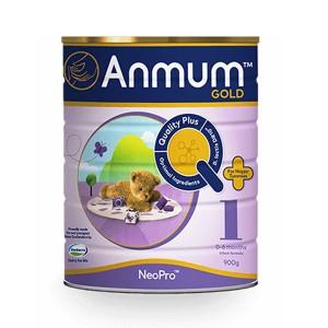 【新西兰直邮】Anmum 安满婴儿奶粉1段(0~6个月)6罐包邮