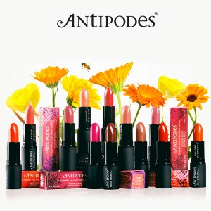 【买二送一】Antipodes Lipsticks 4g