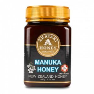 Arataki Manuka Honey UMF 15+ 500g