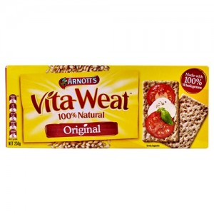 Arnotts 100%谷物 原味饼干 250g