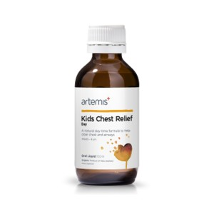 Artemis Kids Chest Relief - Day 100ml
