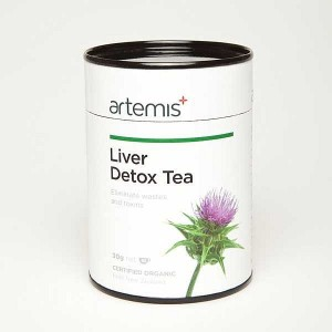 Artemis 护肝排毒奶蓟草花草茶30g