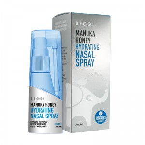 Beggi Manuka Honey Hydrating Nasal Spra 30ml