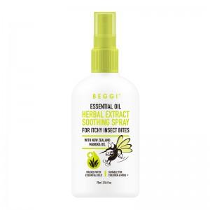 Beggi Essential Oil Herbal Soothing Spray 75ml