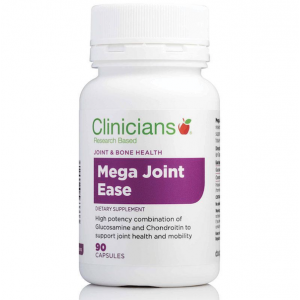 Clinicians Mega Joint Ease 90 Caps