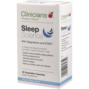 Clinicians Sleep Science 30 Caps