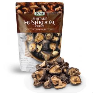 DJ&A Shiitake Mushroom Crisp 150g