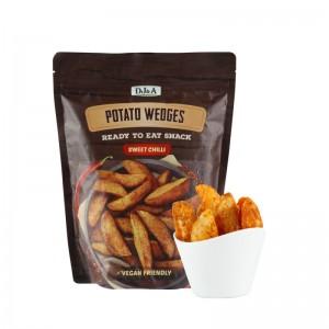 DJ&A potato wedges sweet chilli 120g