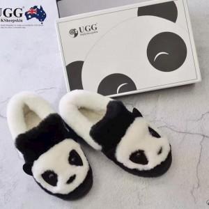 【澳洲直邮】DK UGG DK022美丽奴羊毛熊猫家居鞋/雪地靴 两穿