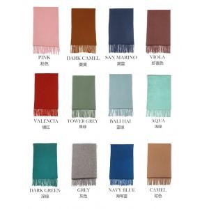 【新西兰/澳洲直邮】EVER UGG纯羊毛 围巾11491 168*30cm(100%羊毛,礼品盒)