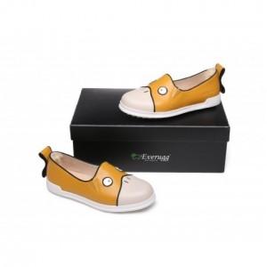 【澳洲直邮】EVER UGG Duckmole 21426 春夏新款 儿童可达鸭运动鞋 全皮