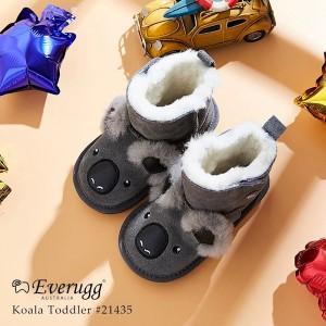 【澳洲直邮】EVER UGG KOALA TODDLER 21435 3D动物小童学步鞋考拉