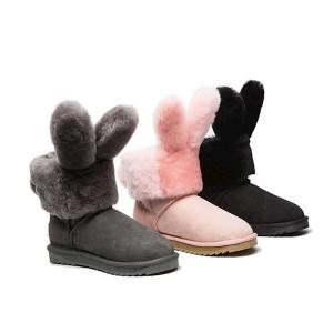 【澳洲直邮】EVER UGG 21965 明星合作款 明星兔子防水雪地靴