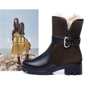【澳洲直邮】EVER UGG 211008 LOLLITA 超百搭中筒靴