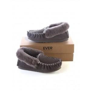 【澳洲直邮】EVER UGG Popo 双层底11607 便鞋