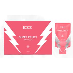 EZZ Super Fruit Beverage 7 x 30mL