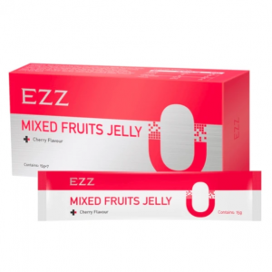 EZZ Mixed Fruit Jelly 15g*7