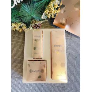 Eaoron Propolis 3 Packs (Propolis Cream 50g,Propolis Eye Cream 30g,Propolis Hand Cream 80ml)