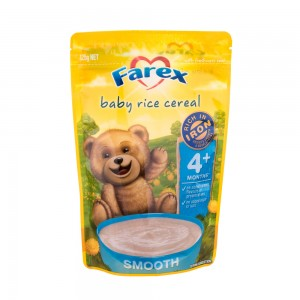 Farex 4 Baby Food 4 Months+ Rice Cereal 125g