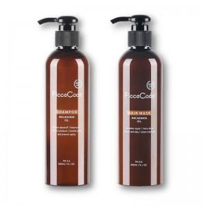 FicceCode Macadamia Shampoo/Conditioner 260ml
