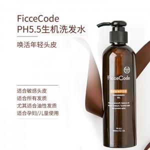 FicceCode 菲诗蔻 防脱护发洗发水 无硅油 孕妇可用 260ml