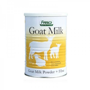 Fresco Goat Milk Powder + Fibre 450g