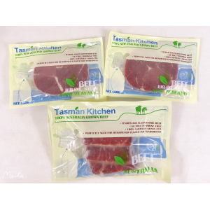 【中秋特价】塔斯曼Tasman Kitchen™ 新西兰肉眼牛排150g * 2片 + 牡蛎牛排 300g * 1片