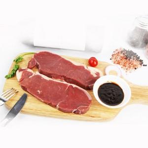 塔斯曼Tasman Kitchen™ 新西兰PS草饲西冷牛排  2kg  2片/袋 *5袋 200g/片