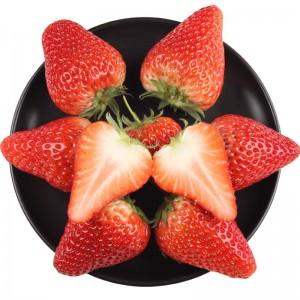 """【顺丰包邮】天然美味,绿色无污染,红色甜心""""丹东草莓"""" 1.5kg"""