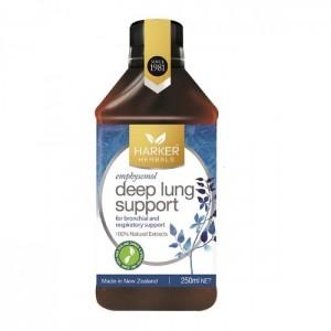 Harker Herbals Deep Lung Support 250ml