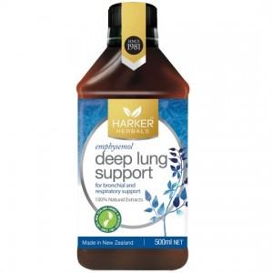 Harker Herbals Deep Lung Support 500ml