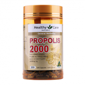 Healthy Care propolis 2000mg 200Caps