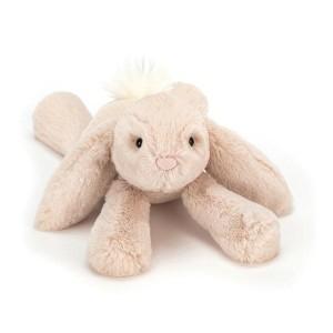 Jellycat 毛绒玩具 装死兔 31CM (Smudge Rabbit)