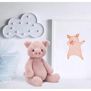 Jellycat 毛绒玩具 猪猪 35CM  (Puffles Piglet)