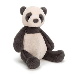 Jellycat 毛绒玩具 熊猫 35CM (Puffles Panda)