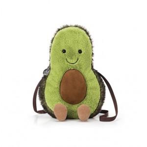 Jellycat Amuseable Avocado - Bag 15cm