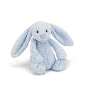Jellycat Bashful Blue Bunny Medium 28cm
