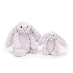 Jellycat Bashful Lavender Bunny Medium 31cm