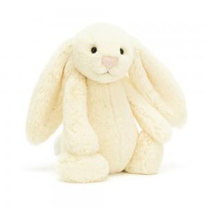 Jellycat 害羞邦尼兔 中号 M 31cm - 奶酪淡黄色
