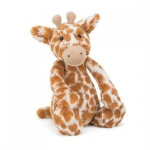 Jellycat 毛绒玩具害羞长颈鹿