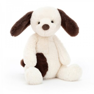 Jellycat 毛绒玩具小狗  (puffles puppy)