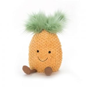 Jellycat 毛绒玩具菠萝   (Amuseable)