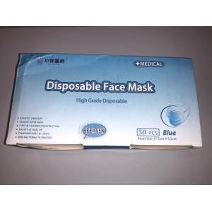 Disposable Medical Face Mask 50pcs