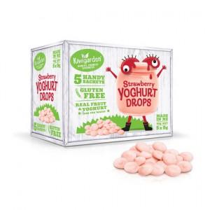 Kiwigarden 奇异果园酸奶豆 草莓味 酸奶溶溶豆 45g