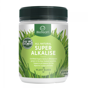 Lifestream All Natural Super Alkalise 300g
