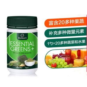 【直邮特价】Lifestream生命泉 绿瘦子 150g 天然有机绿色植物精华粉