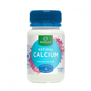 Lifestream Natural Calcium Capsules 30 Caps